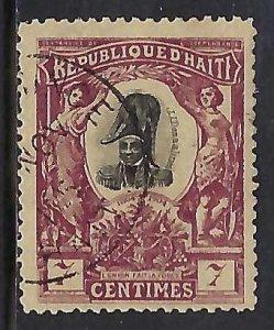 Haiti 85 VFU Z2939-2