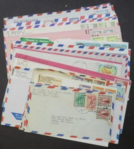 EDW1949SELL : SAUDI ARABIA 23 covers to USA.