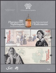 PORTUGAL 2020 FLORENCE NIGHTINGALE [#2001]