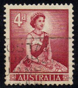 Australia **U-Pick** Stamp Stop Box 064 Item Q