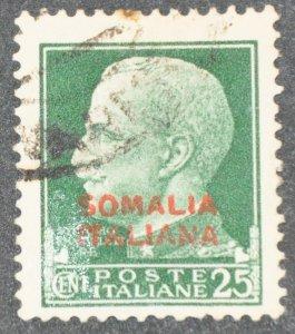DYNAMITE Stamps: Somalia Scott #136  – USED