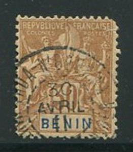 Benin #28 Used
