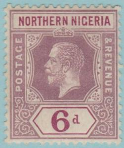 Northern Nigeria 46 Mint Hinged OG * - No Faults! Very Fine