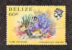 Belize Scott #709 Used