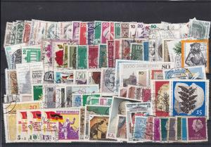 Mixed World Stamps - Different Subjects Ref 31632
