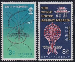 Ryukyu Islands 95-96 (1962)
