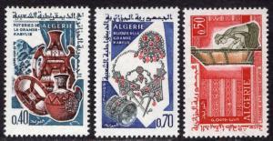 ALGERIA SCOTT 348-350