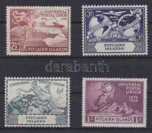 Pitcairn Islands stamp MNH 1949 UPU set WS87360