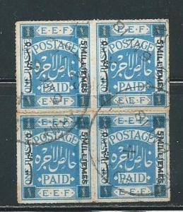 Palestine 3 used two hz pairs hinged together