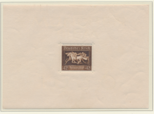 Germany Stamp Scott #B90, Mint Never Hinged - Free U.S. Shipping, Free Worldw...