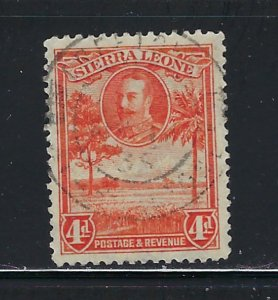 Sierra Leone 145 Used 1932 issue
