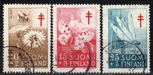 Finland #B126-8  F-VF Used CV $7.60 (X542)