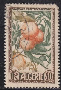 Algeria 231 Oranges & Lemons 1950