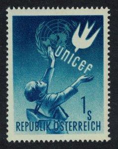 Austria UNICEF United Nations Children's Emergency Fund SG#1166