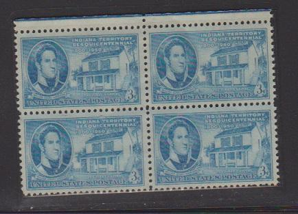 UNITED STATES STAMP #996 BLOCK OF 4  MNH.  LOT #US675