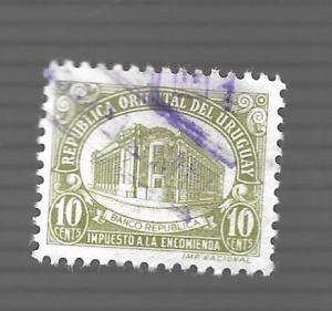 Uruguay 1956 - U - Scott #Q84