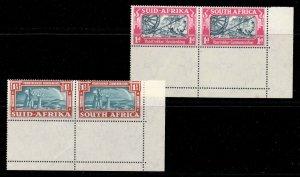 South Africa 1938 Voortrekker Commemoration set MNH