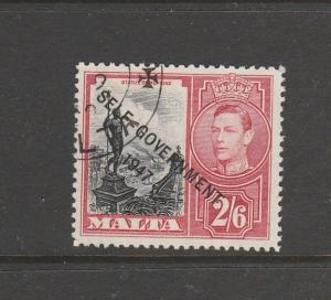 Malta 1948 Self Govt. 2/6 VFU  SG 246