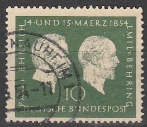 Germany #722 F-VF Used CV $3.50  (S6190)