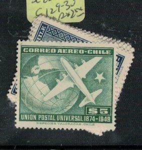 Chile SC 260-1, C129-30 MOG (6exv)