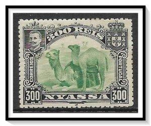 Nyassa #38 Camels NG