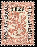 Finland - 153 - Unused - SCV-10.00