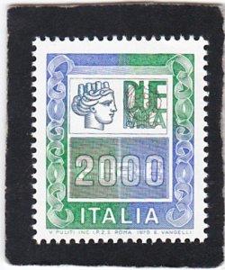 Italy,  #  1292    MNH