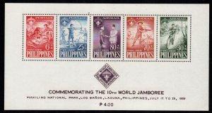 Philippines  cb3a  MNH  $ 5.00 aaaa