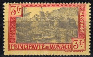 Monaco #90 F-VF Unused CV $25.00 (X2400)