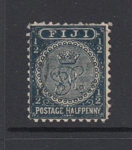 Fiji, Scott 53 (SG 86), used
