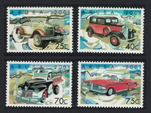 Aruba Motor Cars 4v SG#291-294