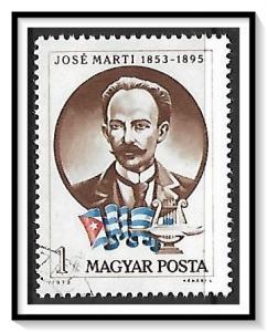 Hungary #2259 Jose Marti CTO