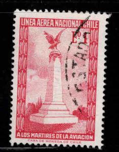 Chile Scott C262 Used Airmail