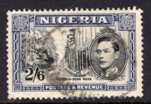 Nigeria 63a Used VF