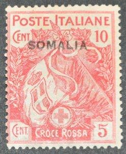 DYNAMITE Stamps: Somalia Scott #B1 – MINT hr