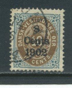 Danish West Indies 28 Used