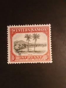 *Samoa #167                  MH