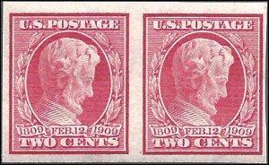 368 Mint,OG,NH... Pair... SCV $57.50
