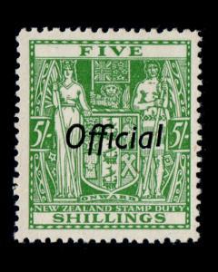 VINTAGE:NEW ZEALAND 1933 OG NH FRESH SCOTT # 057 $ 700 LOT # VSANZEA1933WA-K