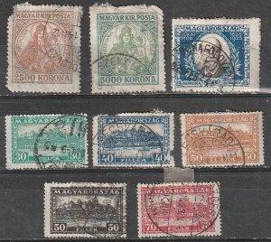 Hungary Used lot #3