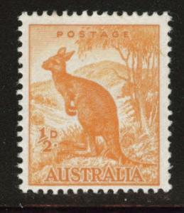 Australia  Scott 166 MNH** 1942 perf 15x14 Kangaroo stamp