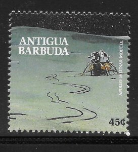 Antigua Mint Never Hinged [8218]