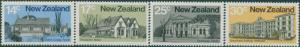 New Zealand 1980 SG1217-1220 Architecture MNH