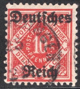 WURTTEMBERG SCOTT O60