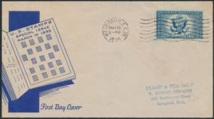 #771 SPECIAL DELIVERY ISSUE MARCH 15,1935 ON FIRST DAY COVER BS6177