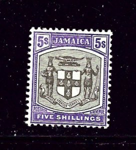 Jamaica 45 MH 1905 Issue