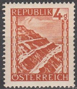 Austria #456 MNH