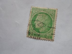 FRANCE STAMP USED VG CON. SC# 536