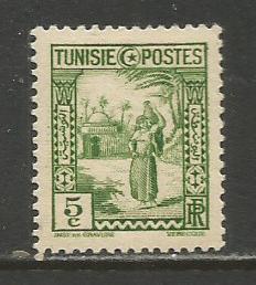 Tunisia  #125  MNH  (1931)