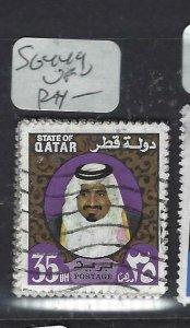 QATAR  (PP1806BB) SG 449   VFU